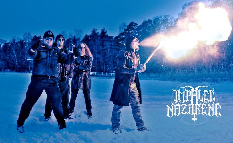 Pod koniec maja nową płytą przypomną o sobie blackmetalowcy z fińskiego Impaled Nazarene.