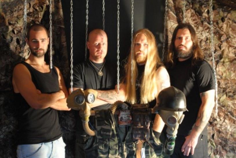 """Szwedzi z Legions Of War odliczają już dni do premiery albumu """"Dark Dimensions""""."""