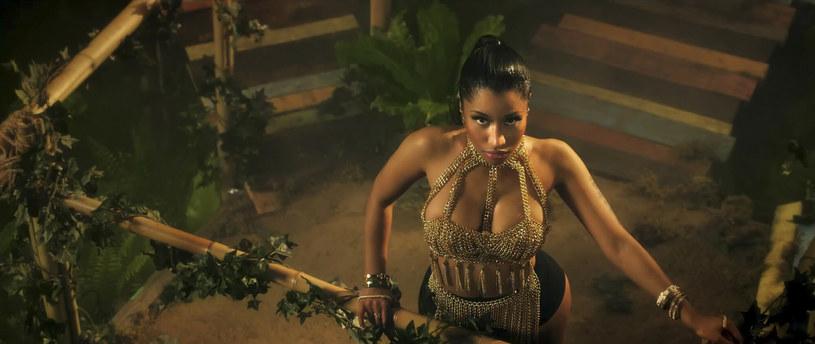"""Teledysk do wielkiego hitu Nicki Minaj - """"Anaconda"""" - przekroczył miliard wyświetleń na Yotuube. Potrzebował na to niecałych siedmiu lat."""