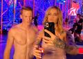Karolina Gilon: Selfie ze zwycięzcą