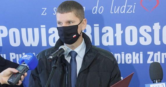 """Były szef MEN, obecnie wiceminister resortu edukacji i nauki Dariusz Piontkowski poinformował, że jest zakażony koronawirusem. """"Pamiętajmy o stosowaniu się do zasad, które ograniczają transmisję wirusa"""" - zaapelował."""