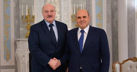 Propozycje integracji systemów podatkowych Rosji i Białorusi oraz rozwój państwa związkowego były tematami spotkania premiera Michaiła Miszustina z Alaksandrem Łukaszenką. 22 kwietnia ma dojść do spotkania przywódców obu krajów.