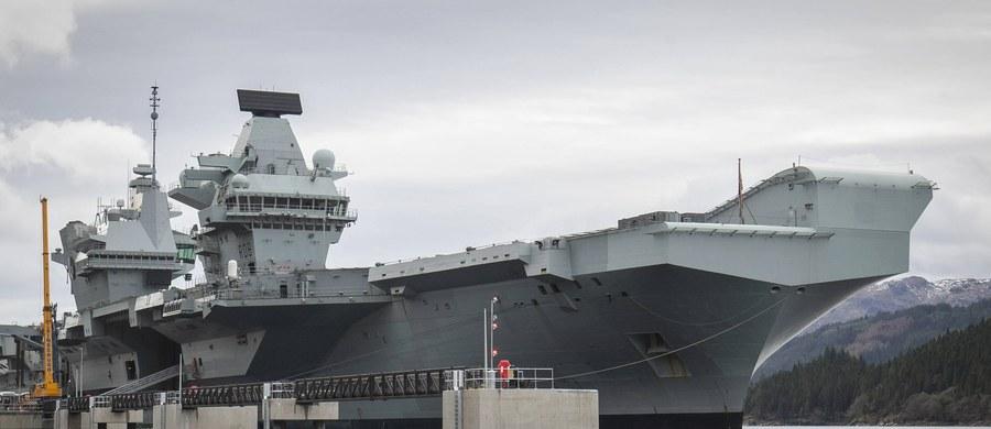 """W obliczu rosnącego napięcia między Ukrainą a Rosją brytyjskie okręty wojenne zostaną skierowane w maju na Morze Czarne - podała w niedzielę gazeta """"The Sunday Times""""."""