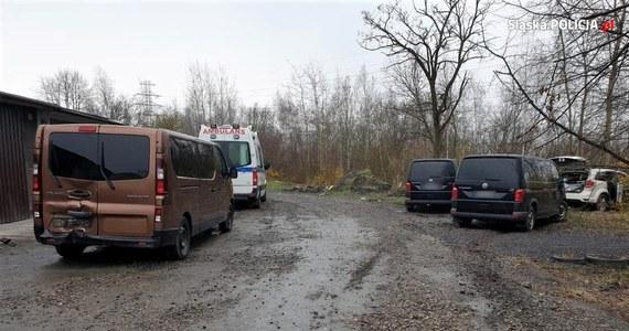 Policyjna akcja w Rudzie Śląskiej. Funkcjonariusze próbowali zatrzymać mężczyznę, padły strzały. 36-latek nie żyje.