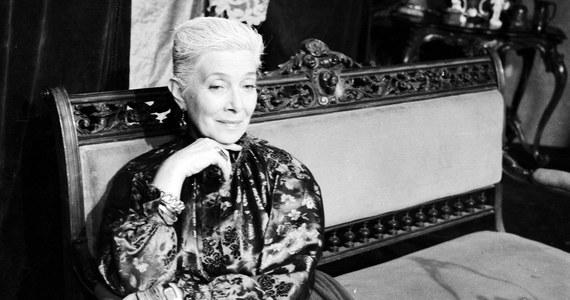 W wieku 95 lat zmarła Wiesława Mazurkiewicz - aktorka teatralna i filmowa. Informację o jej śmierci podał Związek Artystów Scen Polskich.