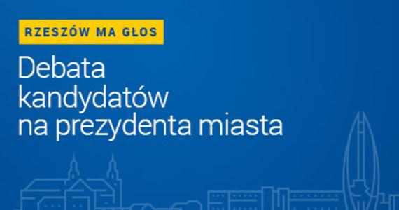 Radio RMF FM – jako pierwsze medium w Polsce – organizuje debatę przed wyborami prezydenta Rzeszowa. W dyskusji wezmą udział wszyscy zarejestrowani kandydaci: Ewa Leniart, Marcin Warchoł, Grzegorz Braun i Konrad Fijołek. Zmierzą się – na argumenty – już dziś w południe: debatę będziemy transmitować dla Was w nowej internetowej stacji informacyjnej: Radiu RMF24.pl, na portalu RMF24.pl i w mediach społecznościowych RMF FM.