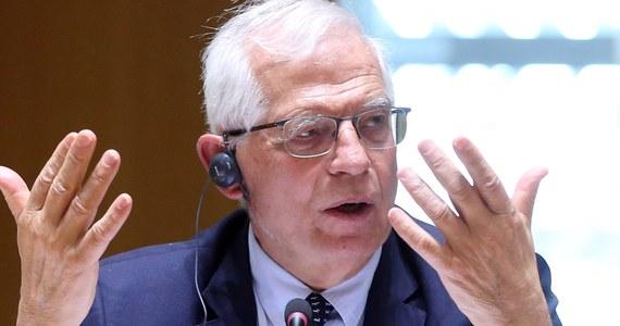 Unia Europejska stanowczo potępia nielegalne działania na terytorium Czech, w wyniku których doszło do wybuchów w składzie amunicji we Vrbieticach w 2014 roku. Spowodowały one śmierć dwóch obywateli Czech, poważne zagrożenie dla ludności cywilnej i ogromne szkody materialne - napisał szef dyplomacji UE Josep Borrell.