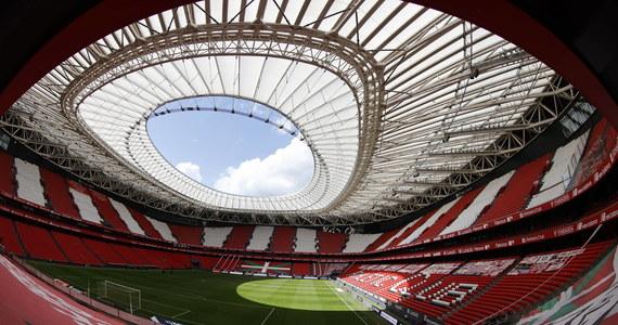 Stadion San Mames w Bilbao nie będzie gościć tegorocznych piłkarskich mistrzostw Europy - poinformowała w środę UEFA. Na tym obiekcie miał być rozegrany 19 czerwca mecz Hiszpanii z Polską.