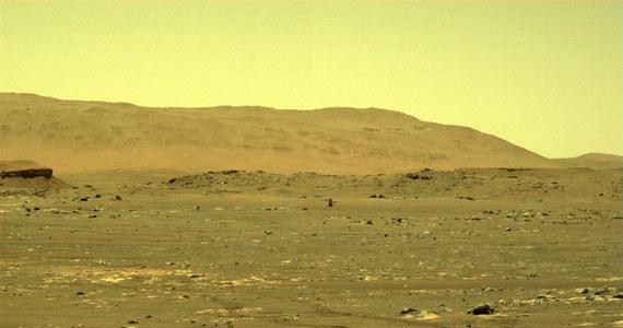 Podczas pierwszego uruchomienia jeden z instrumentów naukowych, znajdujących się na pokładzie marsjańskiego łazika Perseverance, uzyskał niewielką ilość czystego, nadającego się do oddychania tlenu z rozrzedzonej atmosfery Marsa - poinformowała w środę agencja kosmiczna NASA.
