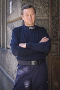 Piotr Cyrwus: Policjant jak z amerykańskich seriali