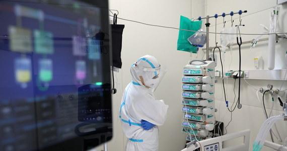 Mamy 10 858 nowych przypadków zakażenia koronawirusem - poinformowało Ministerstwo Zdrowia. Zmarło 539 osób, które chorowały na Covid-19. Resort podał też, że wyzdrowiało w ciągu ostatniej doby 21 340 pacjentów.