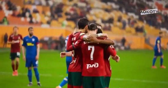 Grzegorz Krychowiak zdobył dwie bramki, a jedną Maciej Rybus, który zanotował też asystę w wyjazdowym meczu Lokomotiwu Moskwa z FC Tambow w rosyjskiej ekstraklasie. Piłkarze stołecznej drużyny wygrali 5:2.