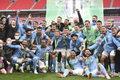Puchar Ligi Angielskiej. Manchester City pokonał Tottenham Hotspur. Jest rekordzistą
