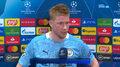 Liga Mistrzów. Kevin De Bruyne: Wiedziałem, że w pewnych momentach będziemy musieli cierpieć (POLSAT SPORT). Wideo