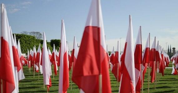 """Każdy wie, że biały i czerwony to kolory państwa polskiego. Nasze flagi narodowe można spotkać wszędzie – na urzędowych gmachach, na ulicach, na zawodach sportowych. Konstytucja Rzeczypospolitej mówi jedynie, że """"barwami Rzeczypospolitej Polskiej są kolory biały i czerwony"""". Dlaczego właśnie te kolory i jaka jest historia Biało-czerwonej?"""