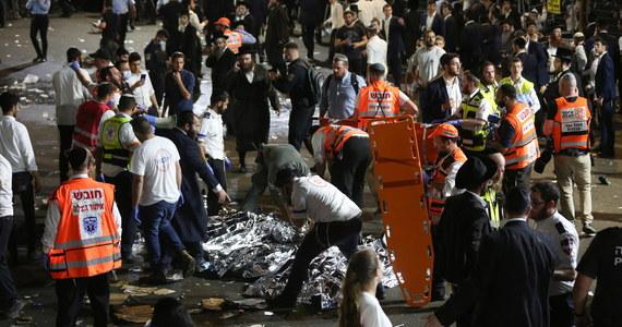 Ponad 40 osób nie żyje. Co najmniej 150 zostało rannych, część z nich jest w ciężkim stanie. To najnowszy bilans wybuchu paniki podczas religijnego zgromadzenia pod górą Meron w Izraelu. Według służb, mogło w nim uczestniczyć, nawet 100 tysięcy ortodoksyjnych Żydów.