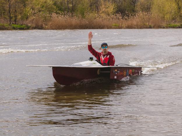 /foto. PWr Solar Boat Team  /