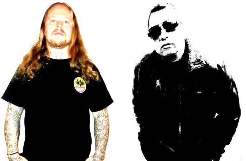 Deathmetalowy projekt Necrogod nagrał pierwszą płytę.