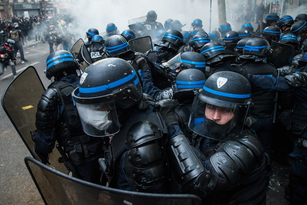 /Christophe Petit-Tesson /PAP/EPA