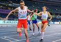 Lekkoatletyka. MŚ sztafet. Joanna Jóźwik i Patryk Dobek wygrali finał biegu 2x2x400 m!