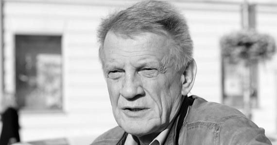 """Nie żyje Bronisław Cieślak, aktor znany z serialu """"07 zgłoś się"""", gdzie wcielał się w porucznika Sławomira Borewicza. Miał 77 lat."""