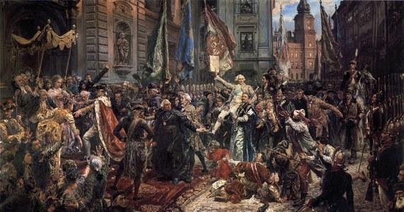 Wrocławskie Ossolineum ma w swoich zbiorach pierwodruk Konstytucji 3 Maja uchwalonej w 1791 roku. Ma on 230 lat i trafił tam pod koniec XIX wieku.