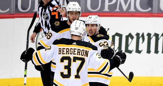 NHL. Boston Bruins i Edmonton Oilers zagrają w play off