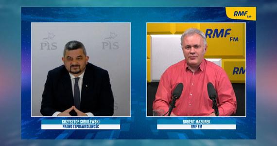 Cieszyć powinna się Polska z tego, co wczoraj stało się w Sejmie. Wynik imponujący, cieszymy się z tego że część z klubów się zreflektowała – mówię o PSL – i zagłosowała za pieniędzmi, które są dla Polaków – mówi gość Porannej rozmowy w RMF FM Krzysztof Sobolewski, przewodniczący Komitetu Wykonawczego Prawa i Sprawiedliwości.