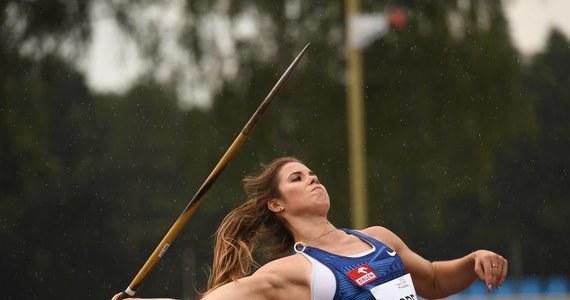 """Maria Andrejczyk widzi jeszcze pole do poprawy, po tym jak w Splicie ustanowiła wynikiem 71,40 m rekord Polski w rzucie oszczepem. Tylko 88 cm zabrakło jej do rekordu świata. """"Ale o tym nie myślę. Koncentruję się na tym, co można zrobić lepiej"""" - przyznała."""