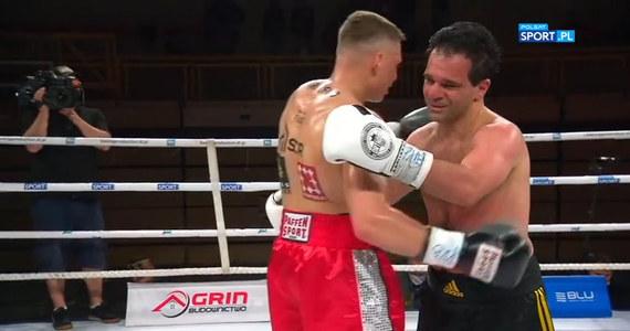 Boks. Konrad Kaczmarkiewicz - Gary Abajyan. Skrót walki (POLSAT SPORT). Wideo