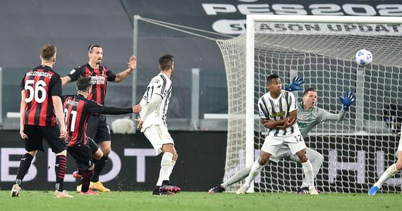 Serie A. Juventus na kolanach! Szczęsny obronił rzut karny