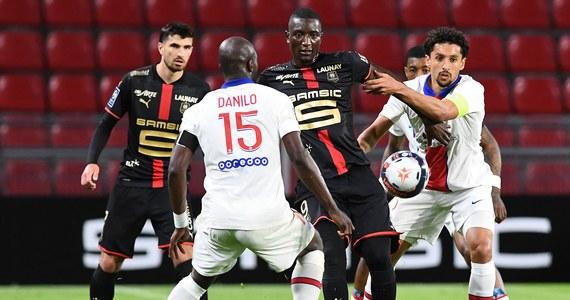 Rennes - Paris Saint-Germain w 36. kolejce Ligue 1. Pasjonująca walka o mistrzostwo
