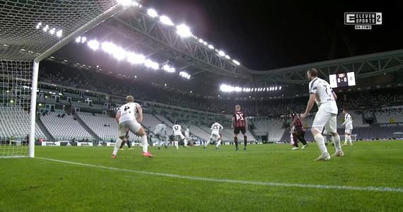 Serie A. Juventus Turyn - AC Milan 0-3. Skrót meczu (ELEVEN SPORTS). Wideo