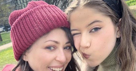 Córka Natalii Kukulskiej bardzo odważnym zdjęciem uczciła Dzień Matki - pomponik.pl