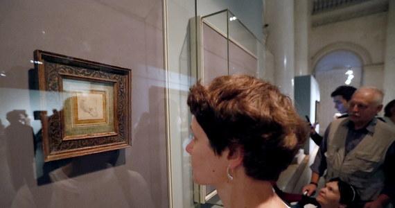 Niewielki rysunek przedstawiający głowę niedźwiedzia autorstwa Leonarda da Vinci zostanie sprzedany na aukcji organizowanej przez dom Christie's. Szacuje się, że może osiągnąć cenę 16 milionów dolarów.
