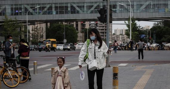 """Liczba ludności Chin wzrosła w ostatniej dekadzie o niecałe 5,4 proc. do ponad 1,41 mld – wykazały długo wyczekiwane oficjalne wyniki spisu powszechnego z 2020 roku. To najniższe tempo wzrostu odnotowane od lat 50. XX wieku. """"Zbliża się kryzys demograficzny"""" - oceniają media."""