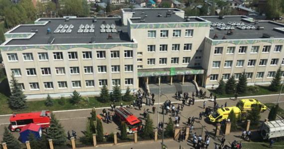 Strzelanina w szkole w Kazaniu. Wśród ofiar uczniowie - RMF 24