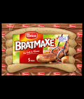 GIS: Ostrzeżenie publiczne dotyczące kiełbasek marki Bratmaxe