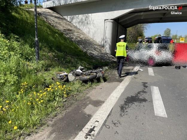 /foto. Policja Gliwice /