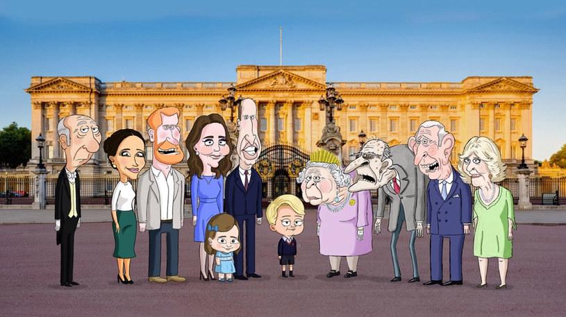 """""""The Prince"""" to satyryczny serial animowany o przygodach księcia George'a, z którego perspektywy mamy śledzić życie brytyjskiej rodziny królewskiej. Produkcja miała mieć premierę na platformie HBO Max wiosną 2021 r. Jednak z powodu śmierci księcia Filipa, który był jednym z bohaterów kreskówki, jej premiera została odłożona na bliżej nieokreśloną przyszłość."""