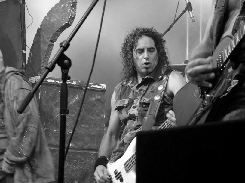 Zmarł Rob Farr, weteran kalifornijskiej sceny metalowej.