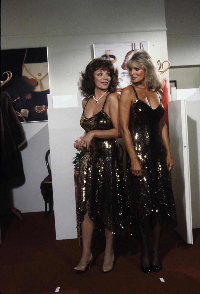 """Mija 40 lat, od kiedy Linda Evans po raz pierwszy wcieliła się w rolę Krystle w serialu """"Dynastia"""". Do historii telewizji przeszły sceny z jej udziałem, w których okładała się pięściami z Joan Collins, czyli demoniczną Alexis. Evans przekonuje, że w prawdziwym życiu nigdy nie doszło do kłótni między nią a Collins."""