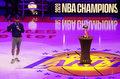 """""""To jest wasz moment"""". Lakers celebrują ostatnie mistrzostwo i przedłużają obecne nadzieje"""