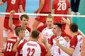 Siatkówka. Polska - Belgia w meczu towarzyskim. Spotkanie trwa