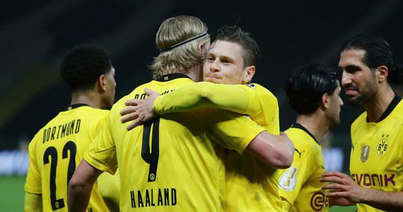 Borussia Dortmund - Bayer Leverkusen. Pożegnanie Łukasza Piszczka. Trwa mecz