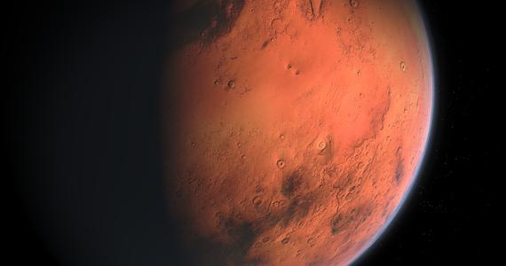 Chińska sonda Tianwen-1 z łazikiem o nazwie Zhurong z powodzeniem wylądowała na Marsie. To pierwsza w pełni chińska bezzałogowa misja na Czerwoną Planetę.