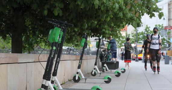 W nadchodzący czwartek - 20 maja - zacznie obowiązywać ustawa regulującą status prawny hulajnóg elektrycznych. Przepisy wprowadzają m.in. ograniczenia w poruszaniu się e-hulajnogą zależne od wieku.