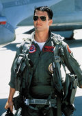 """Tom Cruise nie chciał zagrać w """"Top Gun"""""""