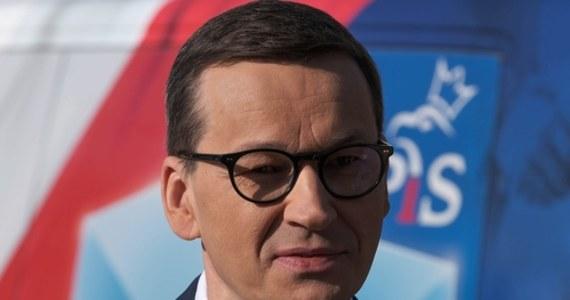 """""""Polski Ład to coś więcej niż program, to propozycja nowej umowy społecznej, z którą chcemy zapoznać Polaków. Chcemy usłyszeć od Polaków, co o nim myślą"""" - powiedział premier Mateusz Morawiecki przed wyjazdem w trasę, podczas której będzie promował rozwiązania Polskiego Ładu."""
