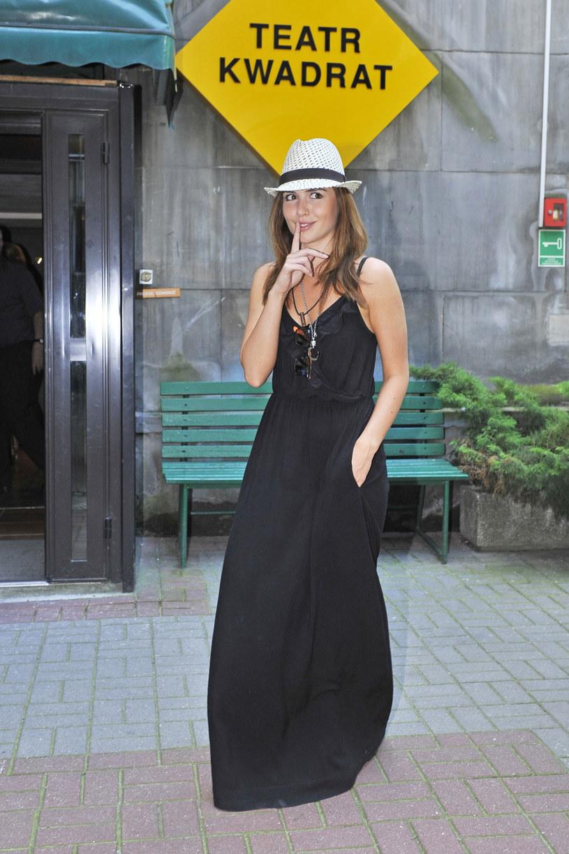 Marta Żmuda Trzebiatowska poinformowała na Instagramie, że po 11 latach pożegnała się z Teatrem Kwadrat.
